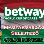 2017 PDC World Cup of Darts Magyarországi Selejtező Előnevezés